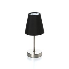 "Simple Designs 11.42"" H Mini Basic Table Lamp"