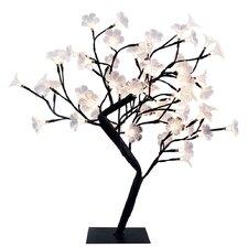 "Decorative Cherry Tree 23.62"" H Table Lamp"