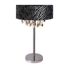 <strong>All the Rages</strong> Trendy Table Lamp