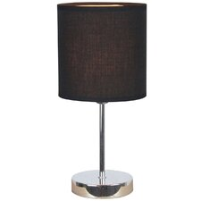 "Simple Designs 11.81"" H Mini Basic Table Lamp"