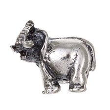 Signature Moments Sterling Silver Elephant Bead