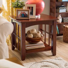 Hillcrest Manor End Table