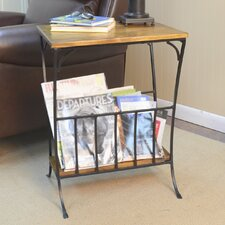 Gracie Magazine Rack