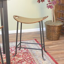"Bryson Scoup 24"" Bar Stool"