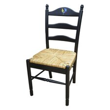 Maggie Rooster Ladder Back Chair