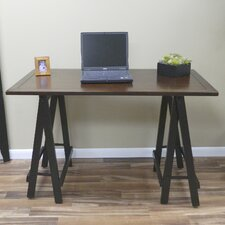 <strong>Carolina Cottage</strong> Workman Sawhorse Desk