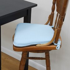 Tailor Made Press Back Style Stool Chair Pad (Set of 2)