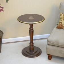 <strong>Carolina Cottage</strong> Sofie Pineapple End Table