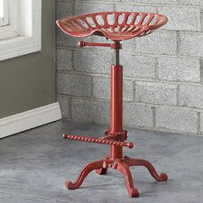 Colton Adjustable Bar Stool