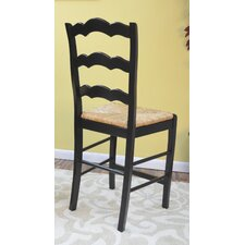 "<strong>Carolina Cottage</strong> Vienna 24"" Bar Stool with Cushion"
