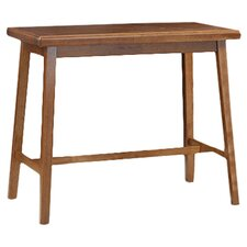 Asian Pub Table in Walnut