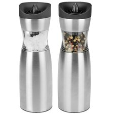 2 Piece Salt & Pepper Grinder Set II
