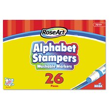 Alphabet Stampers Washable Marker (26 Pack)