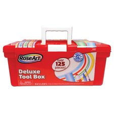 <strong>Roseart</strong> Deluxe Art Tool Box