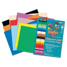 9 x 12 Heavyweight Construction Paper (50 Pack)