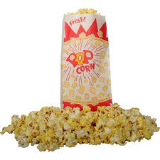 <strong>Snappy Popcorn</strong> Burst Design Popcorn Bag (Set of 50)