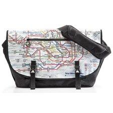 Transit Tokyo Subway Map Messenger Bag