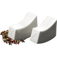 Onda Salt and Pepper Shaker Set