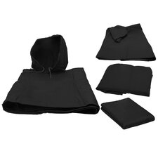 TrailWorthy 4-in-1 Nylon and Polyester Fleece Blanket