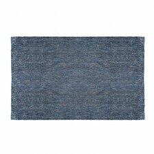 Golf Denim Blue Indoor/Outdoor Area Rug