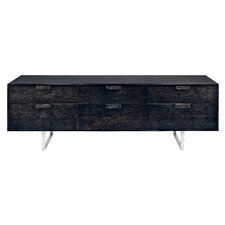 "Series 11 Six Drawer 84"" TV Stand"