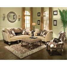 <strong>Benetti's Italia</strong> Salermo Living Room Collection