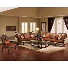 <strong>Benetti's Italia</strong> Abrianna Living Room Collection