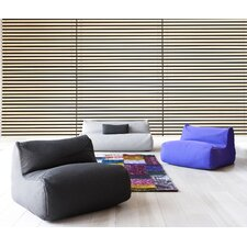 Fluid Bean Bag Sofa Set