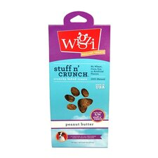 Peanut Butter Flavor Dog Treat (6 oz)
