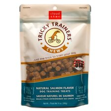 Tricky Trainers Chewy Salmon Flavor Training Dog Treat