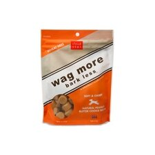 Wag More Bark Less Peanut Butter Cookie Soft & Chewy Dog Treat