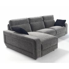 "3er Polstersofa ""Kronos"" mit Chaiselongue"
