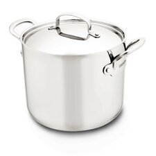 Barcelona 8-qt. Stock Pot with Lid