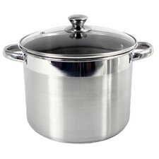Encapsulated Stainless Steel Stock Pot