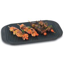 "19"" x 10"" Reversible Griddle"