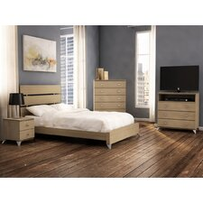 <strong>College Woodwork</strong> Fraser Panel Bedroom Collection