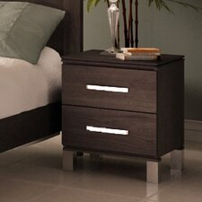 Cranbrook 2 Drawer Nightstand