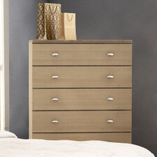 Fraser 5 Drawer Chest