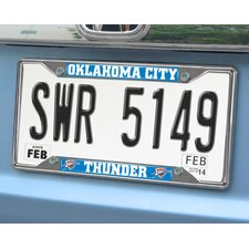 NBA License Plate Frame