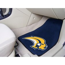 NHL 2 Piece Novelty Carpeted Car Mats