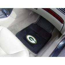 NFL 2 Piece Novelty Car Mats