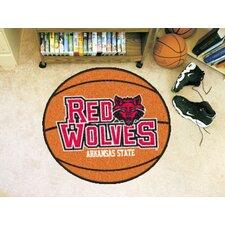 NCAA Arkansas State Basketball Mat