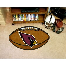<strong>FANMATS</strong> NFL Novelty Football Mat