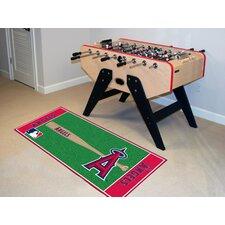 MLB Novelty Baseball Runner Mat