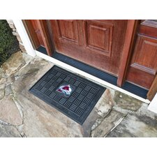 NHL Medallion Doormat