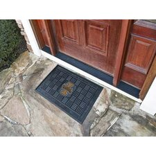 Collegiate Medallion Door Mat