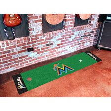 MLB Novelty Golf Putting Mat