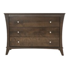 Long Beach 3 Drawer Dresser