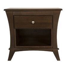 Long Beach 1 Drawer Nightstand