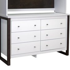 Greenwich 6 Drawer Dresser